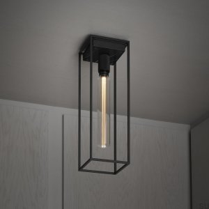 Caged Ceiling 1.0 Large - Sbm /Buster Bulb Tube
