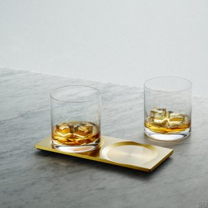 Machined - Whisky Brass