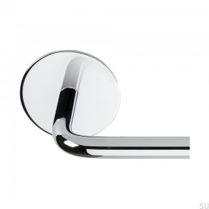 Base 100 Towel rack chrom Polished