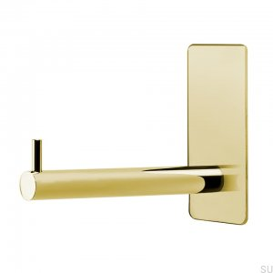Base 200 Toilet roll holder Gold
