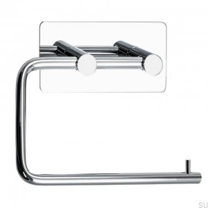 Base 200 klasyczny Toilet roll holder chrom Polished