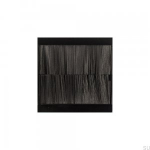 Brush Plate Black