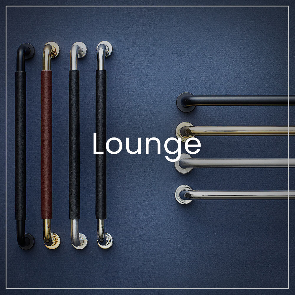 Lounger and shorter classic Lounge handles